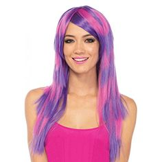 Long Striped Cheshire Cat Wig Costume Accessory Leg Avenue https://www.amazon.com/dp/B01DZX0NG4/ref=cm_sw_r_pi_dp_x_jzvayb327YZRR
