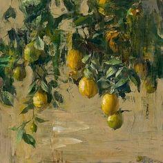 "Quang Ho - artist - ""Lemon Tree"""