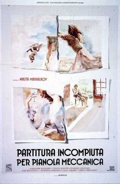 Partitura incompiuta per pianola meccanica (1976)   FilmTV.it