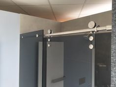 BD22 schuifdeur rollers RVS l BALANCE BATHROOM