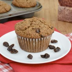 The Best Bran Muffins by Sweet Peas Kitchen Blog.  I adapted a little and used chopped dried apricots instead of raisins and also added old fashioned rolled oats.  These have turned out beautifully.