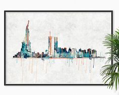 colorful Drawings of cities - Google Search