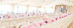 marquee on beach wedding - Google Search