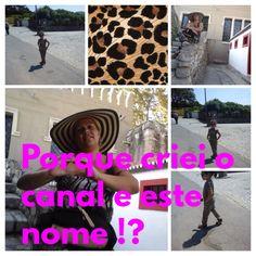 #PORQUE CRIEI O MEU CANAL E PORQUE O NOME DONA LEOPARDA !? VEM CONFERIR ...