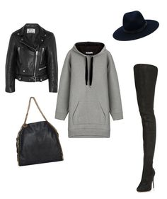 """""""everything is a go"""" by yourlooksmyway on Polyvore featuring Maison Margiela, rag & bone, T By Alexander Wang, STELLA McCARTNEY, Acne Studios, women's clothing, women, female, woman and misses"""