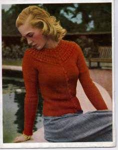 Stitchcraft Jan 1947 p1 - free pattern