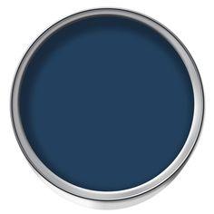 Dulux Feature Wall Matt Emulsion Paint Tester Pot Sapphire Salute 50ml at wilko.com