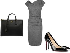 """""""Work"""" by nitsomsanith on Polyvore"""