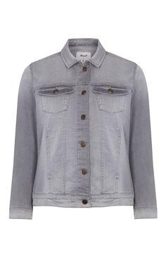 Primark - Gray Denim Jacket