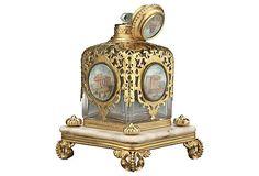 French Grand Tour Scent Bottle on OneKingsLane.com bottl iii, perfum bottl, scent bottl