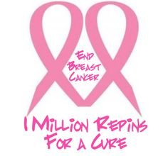 RePin To Show Your Support For a Cure