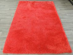 Soft Shaggy Rug 'Coral' Size: 155 x Living Room White, Living Room Modern, Rugs In Living Room, Make Your Own, Make It Yourself, Machine Made Rugs, Rugs Online, Wool Rug, Shaggy Rugs
