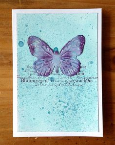 Butterfly Duo von Tim Holtz Stanze und Prägefolder