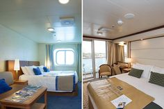 Cruise Critic breaks down the similarities and differences to help you decide whether a balcony or oceanview cabin is right for you.