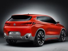 The Stylish BMW X2 Is A Concept We Can't Wait To See Make Production