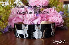 Bead Loom Patterns, Loom Beading, Bead Weaving, Dimensions, Beaded Bracelets, Etsy, Belt, Accessories, Jewelry