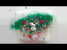 Relaxing Slime ASMR - Clay Slime Mixing #32 - YouTube