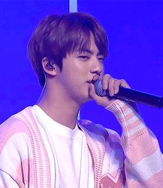 Jin's kisses|| JUST BTS JIN