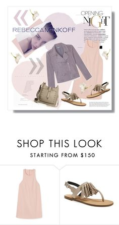"""Be the First To Style Rebecca Minkoff's Spring 2016 Collection!"" by miee0105 on Polyvore featuring Rebecca Minkoff, women's clothing, women, female, woman, misses, juniors, contestentry, seebuywear and rmspring"