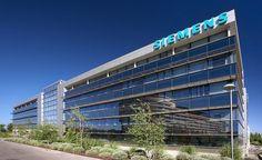 Sede de la multinacional alemana Siemenns en Madrid.