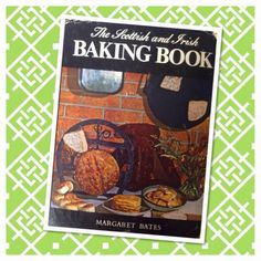 With St Patrick's Day coming up, I thought it would be fun to get into the spirit and feature an Irish recipe! This recipe comes from t. Recipe Books, Vintage Recipes, Vintage Kitchen, St Patricks Day, Baking, Patisserie, Bakken, Bread, Backen