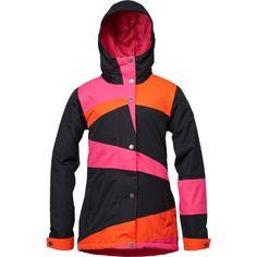 Roxy Women's Rydell Jacket Pink XS Roxy