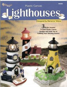 3 Lighthouses  Front Cover
