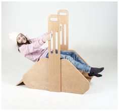 Versatile children furniture for ages 1-8. author: Dejan Jordanov, 2014