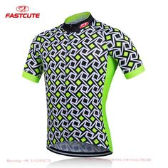 Fastcute Cycling Jersey Ropa Ciclismo MTB Bike Clothing Maillot Cycling Wear Racing Bicycle Clothes Cycling Clothing Bike Shirt