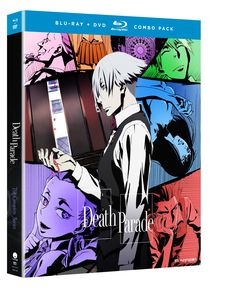 b397bacc1efb0 Amazon.com  Death Parade  The Complete Series (Blu-ray DVD