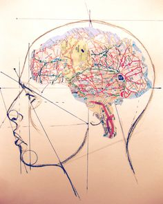 Images For > Abstract Brain Artwork