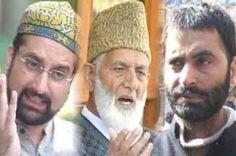 Malik, Mirwaiz And Geelani Angry