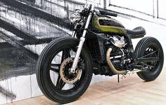 CX500 by Relic Motorcycles | Inazuma café racer