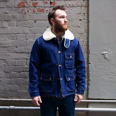 uptherestore:  French workwear specialists @Bleu de Paname have...