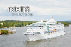 risteilijä ~ cruise ship
