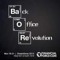 Back Office Revolution