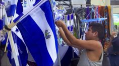 El Salvador Flag