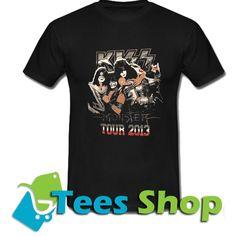 Kiss Monster Tour 2013 T-Shirt
