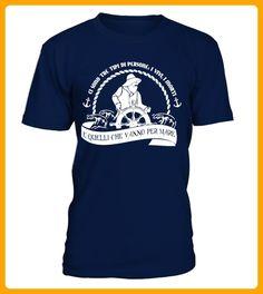 QUELLI CHE VANNO PER MARE - Shirts für reisende (*Partner-Link)