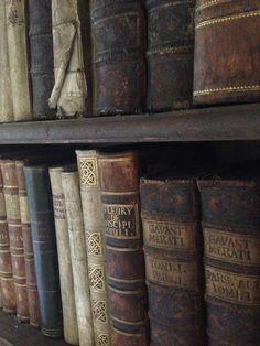 Alte Bibliothek im Priesterseminar in Brixen