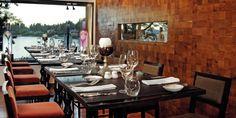 The on-site restaurant, helmed by chef Fernando Trocca, serves modernized Patagonia favorites. #Jetsetter #JetsetterCurator