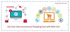 WebCart's ecommerce solution is the best in the market that provide professional shopping cart to your ecommerce business. From forming a shopping cart to strong commodities, get your business reach the in worldwide without any hurdle, promotions, customer care service and many more features.  We have IT professional who provide you all eCommerce related solutions at one stop platform. Business Website, Online Business, Shopping Cart Software, Ecommerce Store, Ecommerce Solutions, Ecommerce Platforms, Hurdles, Business Management, Strong