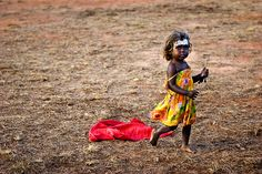 Garma 07 by Cameron Herweynen Aboriginal Children, Aboriginal History, Aboriginal Culture, Aboriginal People, Precious Children, Indigenous Art, Portraits, Summer Dresses, Photography