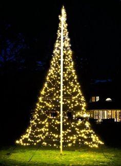 Fairybell Kerstverlichting buiten 600CM-960LED Warm White