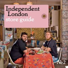 ++ independent london . store guide