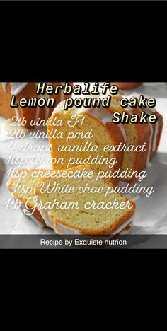 Cake with carrot and ricotta - Clean Eating Snacks Herbalife Protein, Herbalife Nutrition, Isagenix, Herbalife Meals, Herbalife Plan, Protein Shake Recipes, Smoothie Recipes, Protein Shakes, Tea Recipes