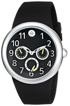 Philip Stein Unisex PS-DAYNIGHT7 Analog Display Japanese Quartz Black Watch Set >>> You can get more details by clicking on the image.