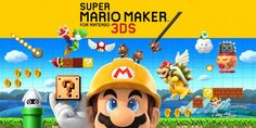 Super Mario Maker for Nintendo 3DS Review — Working Within the Limits