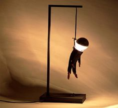 Enpieza Lamp ;; sick and twisted. and i love it.