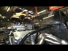 Daddy Dave's Test In Goliath 2.0! - Muscle Car Street Outlaws, New Chevy, Muscle Cars, Daddy, Weight Loss, Routine, America, Workout, Losing Weight
